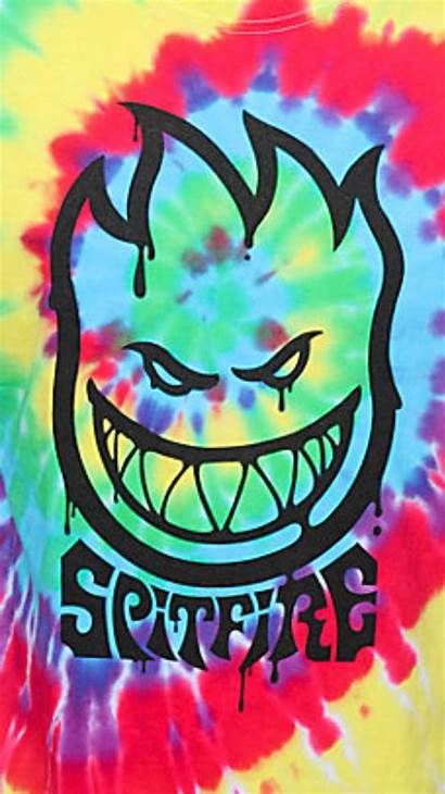 Wallpapers Iphone Spitfire Supreme Trippy Cool Skate