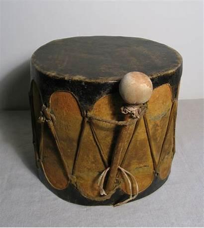 Drum Drums Pueblo Native American Example Cochiti