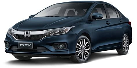 2018 Honda City Pricing And Specs Revised Styling, New