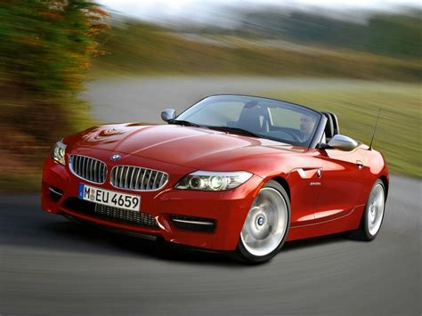 2018 Bmw Z4 Roadster Specs Pictures Intersting Things Of