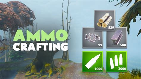 crafting supplies fortnite crafting