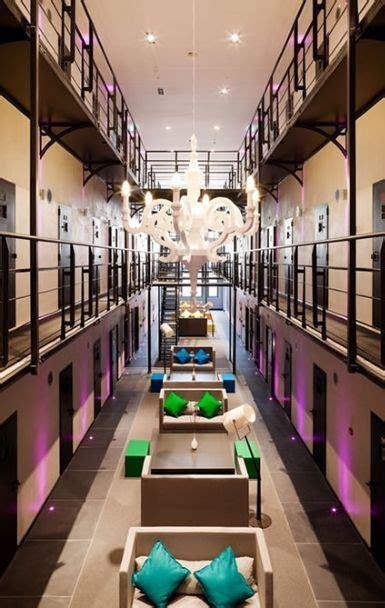 spend  night   luxury prison  pics