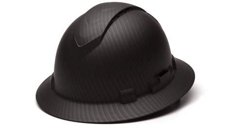 Ridgeline Vented Graphite Pattern Full Brim Hard Hat