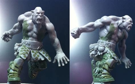 A Norse Ogre Prowls The Lands Of Hasslefree - OnTableTop ...