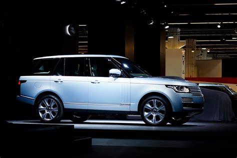 Diesel Hybrid by Range Rover Diesel Hybrid System Would Make Us Sense But