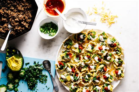 perfect microwave nachos    food blog    food blog