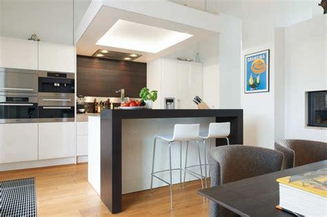 brico depot plan de travail cuisine cocina americana con barra funcionalidad en tu hogar