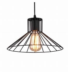 Suspension Style Industriel : luminaire graphique achat de lampe graphique zebra ~ Teatrodelosmanantiales.com Idées de Décoration