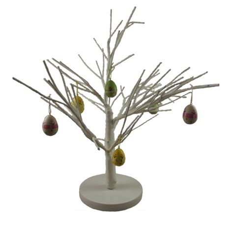christmas tree table decoration white easter twig tree table decoration gfhp 5039