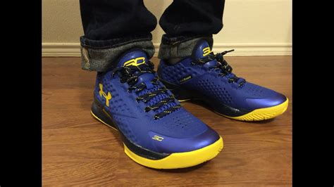 What's inside pizza ordering shoes? Steph Curry's 'Oxblood Leather' Under Armour shoe deserves this