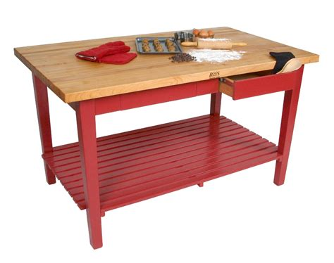 boos kitchen work tables boos classic country work table island table