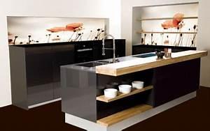Folie Für Küchenarbeitsplatte : k chenr ckwand holz ~ Sanjose-hotels-ca.com Haus und Dekorationen
