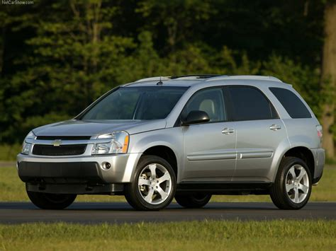 2005 Chevrolet Equinox by Chevrolet Equinox 2005 Picture 07 1024x768