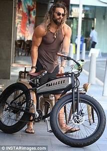 Jason Momoa takes customised $3800 all-terrain bike for ...