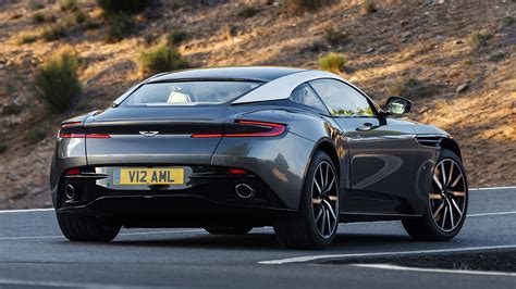 2017 Aston Martin Db11 Coupe Overview & Price