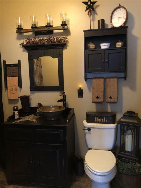 Bathroom Decor Ideas Pictures by Primitive Bathroom Primitivebathrooms Bathroom Decor