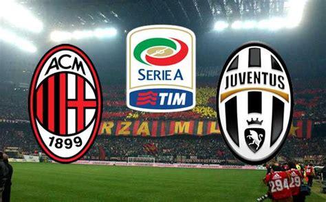 Milan Juve Inter