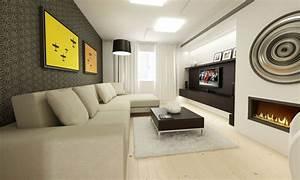 Navrh interieru bytu