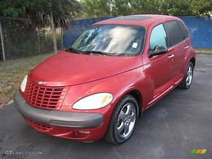 2001 Pt Cruiser : 2001 inferno red pearl chrysler pt cruiser limited ~ Kayakingforconservation.com Haus und Dekorationen