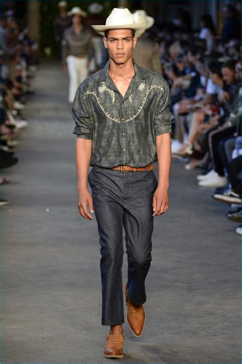 Missoni Spring Summer Men Runway Collection