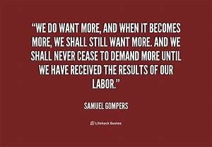 Labor Union Quo... Famous Labor Movement Quotes