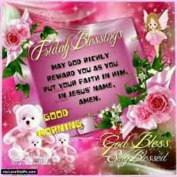 Good Friday Morning Blessings