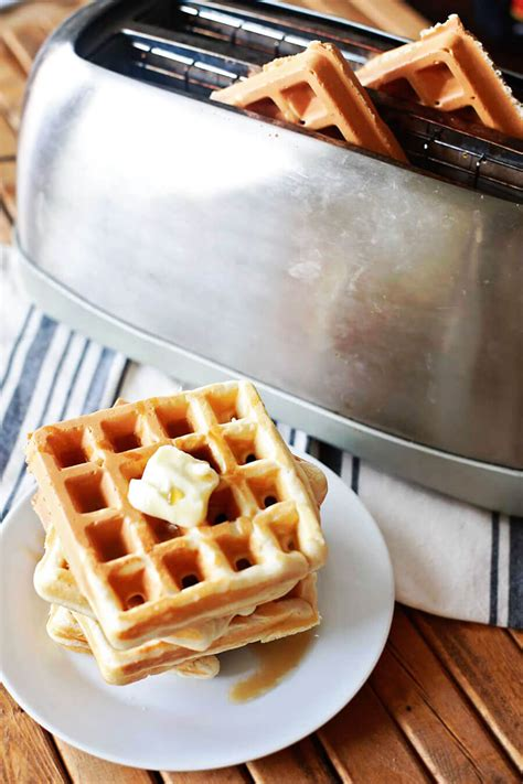 Waffles In The Toaster - toaster waffles easy peasy meals