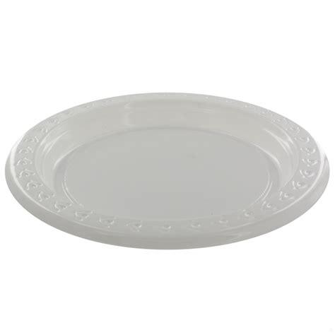 white plastic bowls economy pk50 cheap plastic bowls