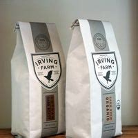 And, the bonus of being able to buy the same fresh beans for home use is awesome. Irving Farm Coffee Roasters - Café in Gramercy Park