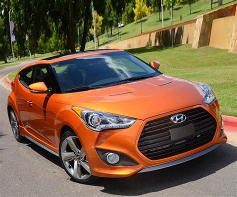 Hyundai Veloster Goes Turbo For 2017 Model Year