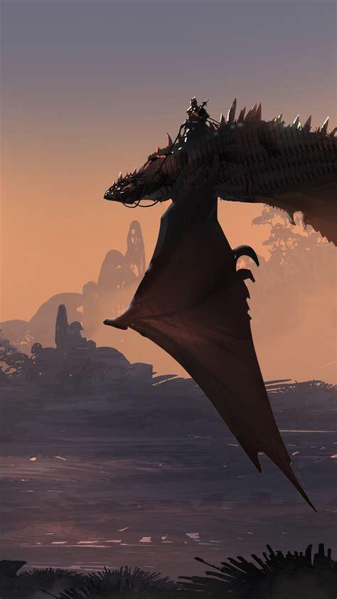 dragon fantasy art  wallpaper