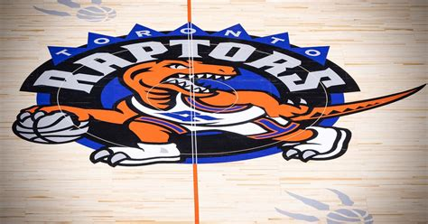 This Is What The Raptors New Throwback Court Looks Like