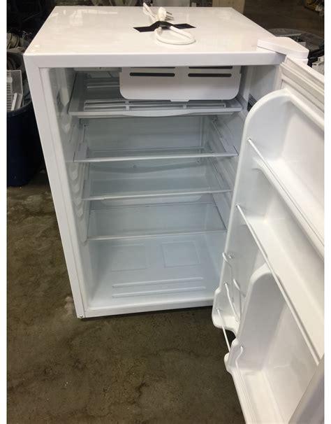 ge ge white mini refrigerator discount city appliance