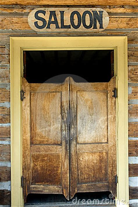 saloon doors royalty  stock image image