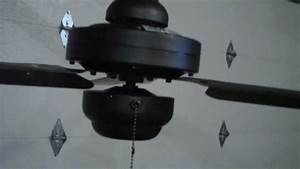 54 U0026quot  Kendal Lighting  Monte Carlo Ceiling Fan