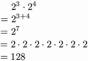Hochzahlen Berechnen : potenzregeln potenzgesetze potenzen vereinfachen ~ Themetempest.com Abrechnung