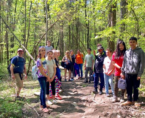 middle school hiking day princeton montessori school