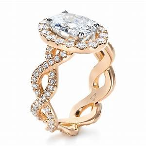 rose gold engagement rings memphis andino jewellery With wedding rings memphis