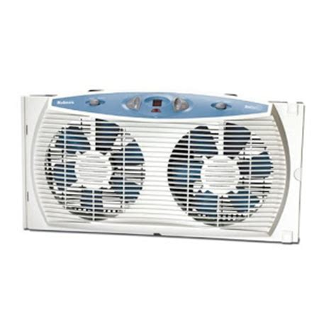 holmes twin window fan with comfort control thermostat holmes window fans holmes window fans hawf2030 twin