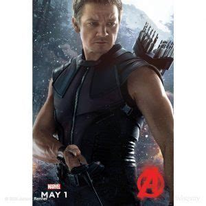 New Hawkeye Images For Avengers Age Ultron Geekdad