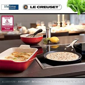 Crepes Pfanne Induktion : le creuset cr pes pfanne 24 cm culinaris k chenaccessoires ~ Whattoseeinmadrid.com Haus und Dekorationen