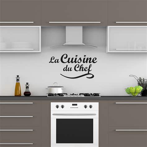 la cuisine du chef sticker citation la cuisine du chef stickers citations