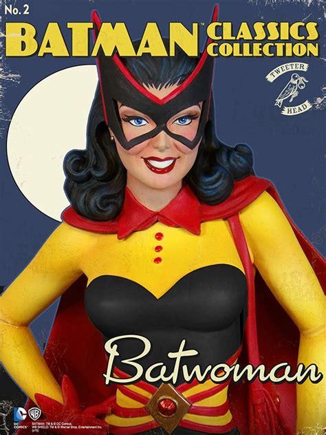 tweeterhead classic batwoman