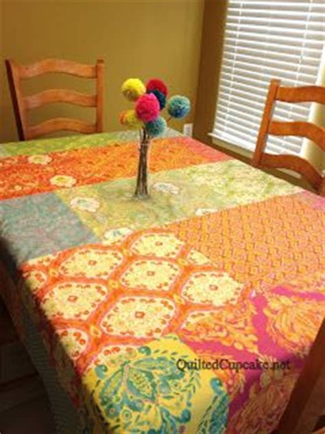easy reversible tablecloth diy  dena designs fabrics