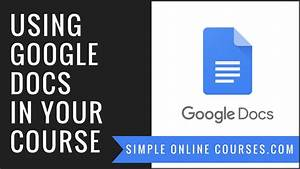 How to make a table of contents in a google doc simple for Google docs free training