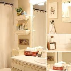 bathroom shelf idea guest bathroom shelves bath ideas juxtapost