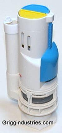 Gerber G0099791 Dual Flush Valve Free Shipping