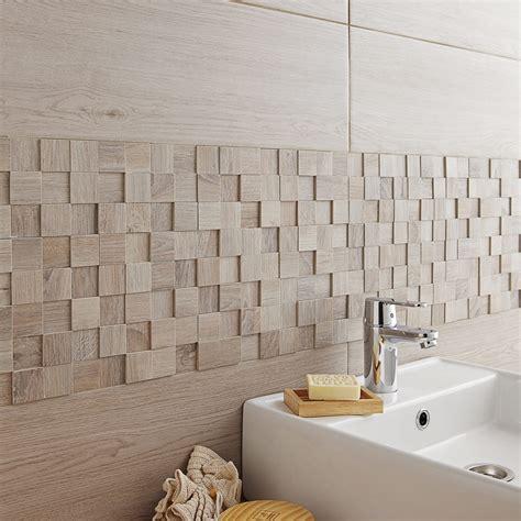 destination du carrelage mur aspect mati 232 re aspect bois mati 232 re fa 239 ence salle de bain