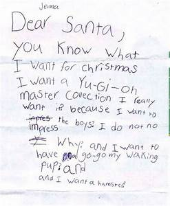 funny letters to santa 25 pics izismilecom With humorous christmas letters