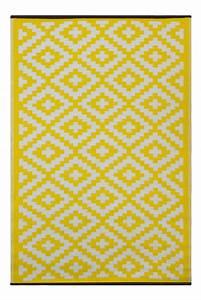 Made Com Tapis : tapis jaune moutarde ~ Teatrodelosmanantiales.com Idées de Décoration